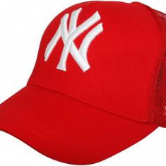 Sapca, Sepci Trucker, Cu Plasa, Snapback - New York Rosie