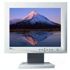 Monitor LCD Second Hand cat. 1 Nec 1510v+ 15