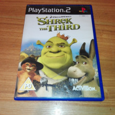 Joc Playstation 2/PS2 Shrek The Third - Jocuri PS2 Activision