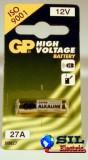 Baterie alcalina GP 12V 18mAh 7.7x28 1 buc/blister, G&P