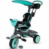 Tricicleta Enjoy Plus Verde - Tricicleta copii DHS Baby