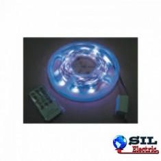 Banda led flexibila 30led,12V-30RGB5050/CTR,WELL