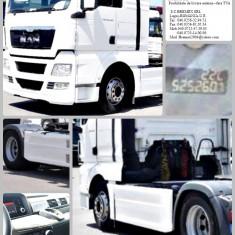 CAP TRACTOR MAN TGX an 2013 Euro 5 + leasing si firme noi infiintate