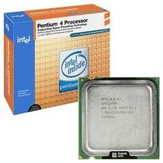 Procesor Intel Pentium 4 640 3.20Ghz, Cache 2MB, Intel® Hyper-Thre - Procesor PC