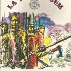 Carti - Elena Gronov-Marinescu - La Porolissum - 1978 / 119 pag. - Carte de povesti