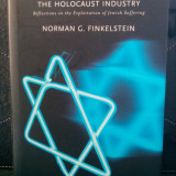 THE HOLOCAUST INDUSTRY NORMAN G FINKELSTEIN 2000 EXPLOITATION OF JEWISH SUFFERIN - Carte in engleza