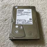 Hard 3TB SATA PC / calculator TOSHIBA defect - Hard Disk Toshiba, Peste 2TB, SATA 3