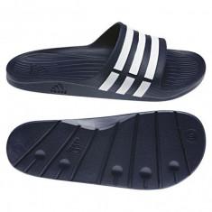 SLAPI, PAPUCI ADIDAS DURAMO SLIDE - SLAPI ORIGINALI - Papuci barbati Adidas, Marime: 42, 43, Culoare: Din imagine