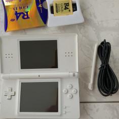 Consola Nintendo Ds cu Pokemon white, black, Dragon ball z, Mario - 30 jocuri