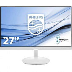 Monitor LED Philips 275C5QHGSW/00 27 inch 5ms White