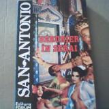 San-Antonio - BERURIER IN SERAI { 1994 } - Carte politiste