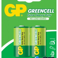 Baterie zinc Greencell GP R14 (C) 2 buc/blister