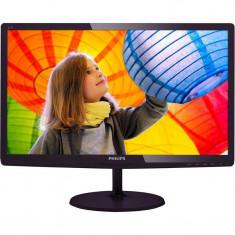Monitor LED Philips 227E6LDAD/00 21.5 inch 2ms Black