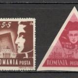 Romania.1948 Uniunea Tineretului Muncitor XR.142 - Timbre Romania, Nestampilat