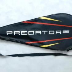 Geanta racheta tenis Predator Dunlop; 72 cm lungime; impecabila, ca noua - Geanta tenis