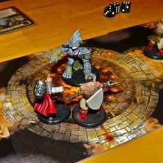 Claustrophobia si extensia De Profundis - Joc board game