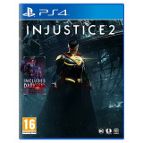 Joc consola Warner Bros Entertainment Injustice 2 PS4