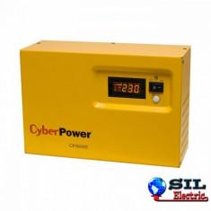 UPS centrale termice 600VA/420W,Cyberpower