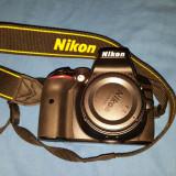 Nikon d5300 body NOU + 4 ani garantie - DSLR Nikon