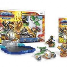 Skylanders Superchargers Starter Pack 2015 Nintendo Wii - Jocuri WII Activision