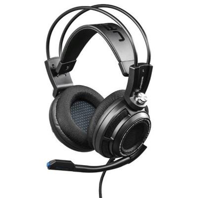 Casti Gaming Hama Urage Soundz 7.1 Premium Black foto