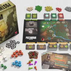 Posthuman - Joc board game