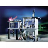 Statie de politie cu sistem de alarma Playmobil