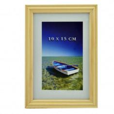 Rama foto Procart Neil 10x15cm Lemn Natur
