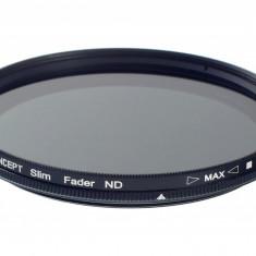 Kent Faith Variable Fader NDX 52mm Filtru ND variabil ND2-ND400 - Filtru foto