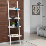 Etajeră de Perete cu Înclinare Craftenwood (4 rafturi) - Raft/Etajera