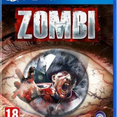 Joc consola Ubisoft Zombi PS4 - Jocuri PS4 Ubisoft, Shooting