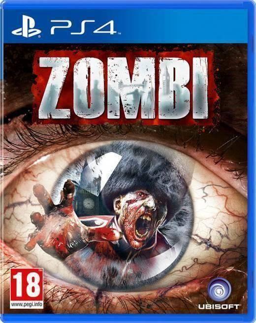 Joc consola Ubisoft Zombi PS4 foto mare