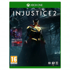 Joc consola Warner Bros Entertainment Injustice 2 Xbox One - Jocuri Xbox