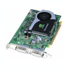Placa Video pentru proiectare nVidia Quadro FX570, 256 MB PCI-e - Placa video PC NVIDIA, PCI Express