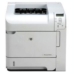 Imprimanta Profesionala Laser A4 Second Hand HP P4014N - Imprimanta laser alb negru