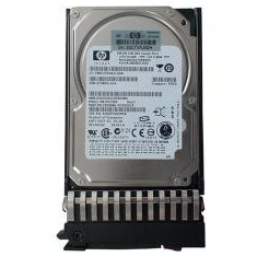 Hard Disk Server HP 146GB 2.5 Inch, SAS, SFF, 10000Rpm cu sertar HP - HDD server
