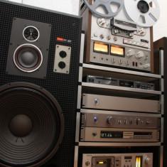 SONY PRE-ESPRIT 1979 (TC765, TAE86, TAN86, TC-K60, ST-J88B, CDP-D12) - Magnetofon