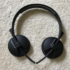 Casti Sennheiser HD 25 SP Made In Ireland, Casti On Ear, Cu fir, Mufa 3, 5mm