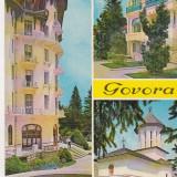 Bnk cp Govora - Vedere - necirculata - marca fixa - Carte Postala Oltenia dupa 1918, Baile Govora, Printata