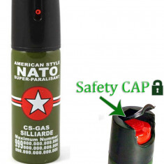 Spray Paralizant Nato Destinat Autoapararii 60 ML