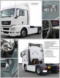 CAP TRACTOR MAN TGX 18.440-2013 Euro 5+ leasing de la 10%-finantari si firme noi