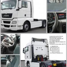 CAP TRACTOR MAN TGX 18.440.second-hand-2013 Euro 5 + leasing incepind de la 10% - Camion