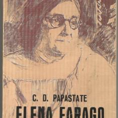 A(x) C.D.PAPASTRATE-Elena Farago cu autograf - Carte de colectie