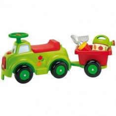 Tractor Cu Remorca Ecoiffier