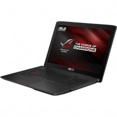 Laptop Asus ROG GL552VX-CN062D, 15.6 FHD (1920X1080) LED-Backlit, Anti- Glare (mat), Intel Core i7-6700HQ