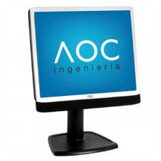 Monitor Refurbished LCD AOC LM929, 19 inch - Monitor LCD