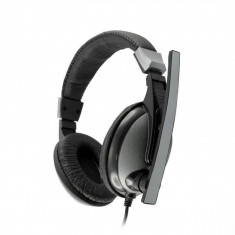 Casti Gaming SBox HS-302 Negru/Gri