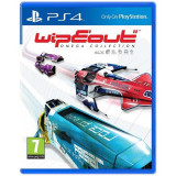 Wipeout Omega Collection Ps4, Sony