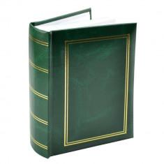 Album foto Procart Classic tip carte slip in 10x15 100 poze Verde