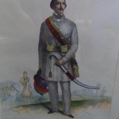Gheorghe Magheru, Cromoitografie originala 1848